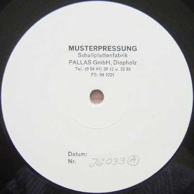 JG33 Label Muster A_1