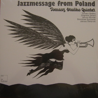 Jazzmessage Cover Front BE_1